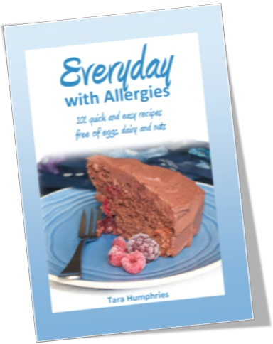 Everyday with allergies recipe book everyday with allergies quick and easy allergy safe recipes for the whole family forumfinder Choice Image